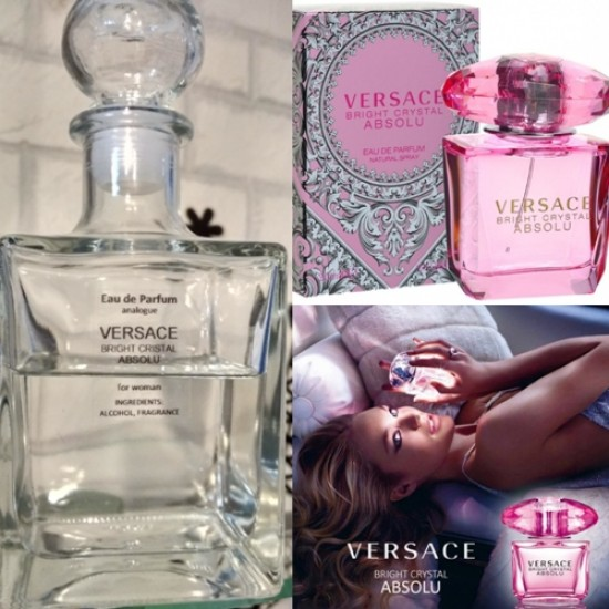 Духи Versace Bright Crystal Absolu