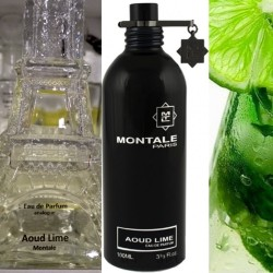 Духи Montale Aoud Lime
