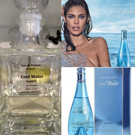 Духи Davidoff Cool Water Woman