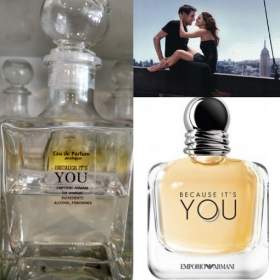 Духи Giorgio Armani Emporio Armani Because It's You