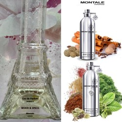 Духи Montale Wood and Spices