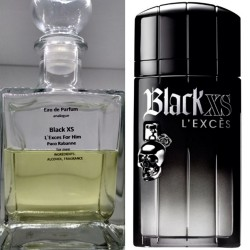 Духи Paco Rabanne Black XS L'Exces for Men