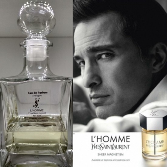 Духи Yves Saint Laurent L`Homme