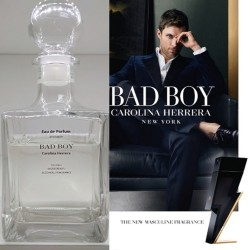 Духи Carolina Herrera Bad Boy