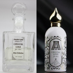 Духи Attar Collection Crystal Love for Her N076