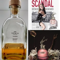 Масло Jean Paul Gaultier Scandal