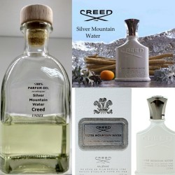 масло Creed Silver Mountain Water