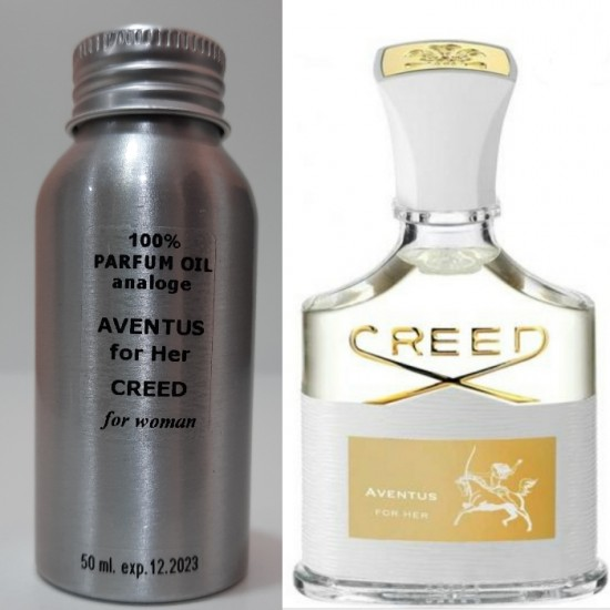 Парфюмерное масло Creed Aventus for Her 50 ml
