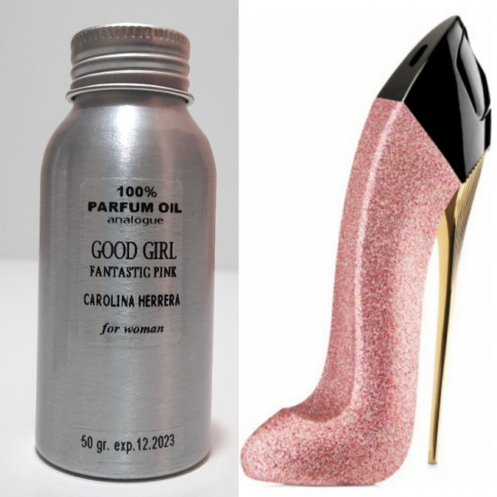 Парфюмерное масло Carolina Herrera Good Girl Fantastic Pink 50ml