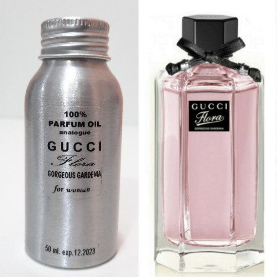 Парфюмерное масло Gucci Flora By Gucci Gorgeous Gardenia 50 ml
