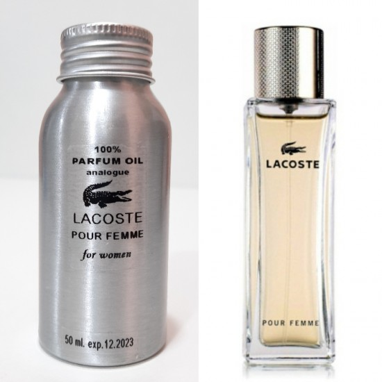 Парфюмерное масло Lacoste Pour Femme 50 ml