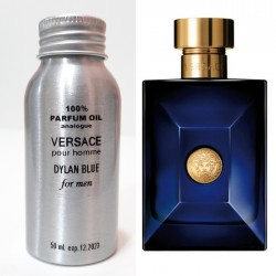 Парфюмерное масло Versace Dylan Blue Pour Homme 50 ml