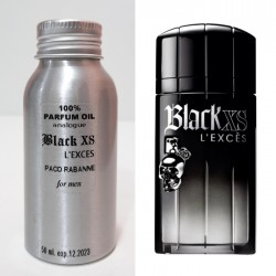 Парфюмерное масло Paco Rabanne Black XS L'Exces for Men 50 ml