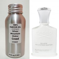 Парфюмерное масло Creed Silver Mountain Water 50 ml