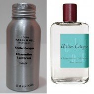 Парфюмерное масло Atelier Cologne Clementine California 50 ml