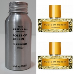Парфюмерное масло Vilhelm Parfumerie Poets of Berlin 50 ml
