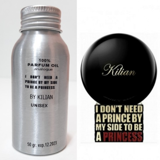Парфюмерное масло By Kilian I Don't Need A Prince By My Side To Be A Princess 50ml