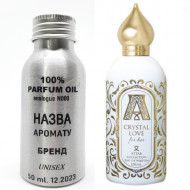 Парфюмерное масло Attar Collection Crystal Love for Her N076 50 ml